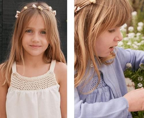 moda infantil: camisetas croché -chulakids
