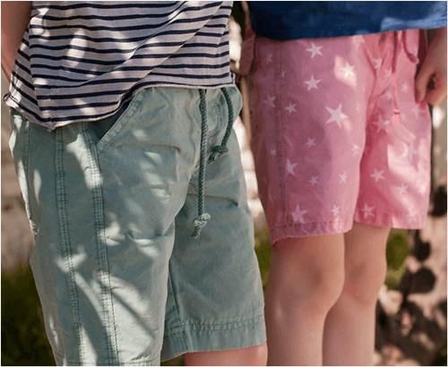 moda infantil: bermudas vaqueras -chulakids