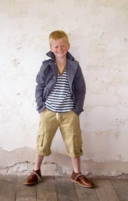 ropa infantil online: bermudas niño