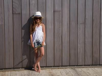 ropa infantil online: pantalón cuadros