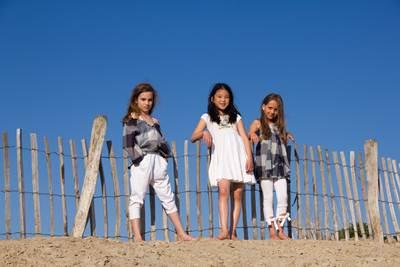 ropa infantil online: camisetas cuadros
