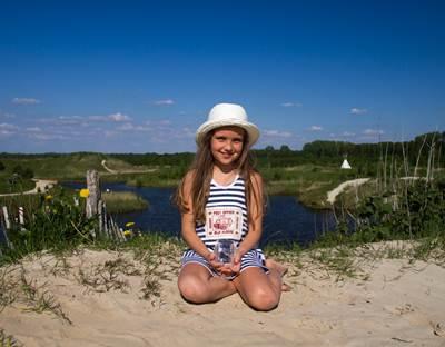 ropa infantil online: camiseta-rayas