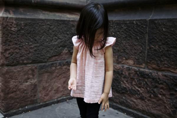 ropa infantil: blusa -chulakids