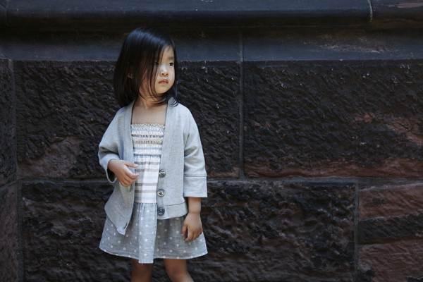 ropa infantil: vestido -chulakids
