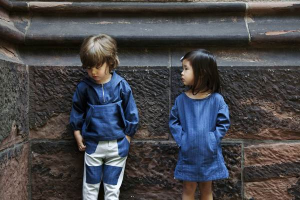 ropa infantil: conjunto vaquero-chulakids