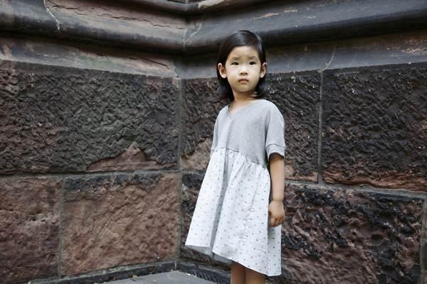 ropa infantil: vestido niña -chulakids