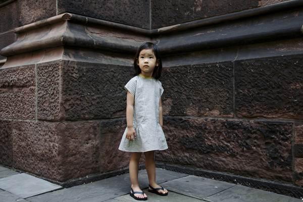 ropa infantil: vestido marinero -chulakids