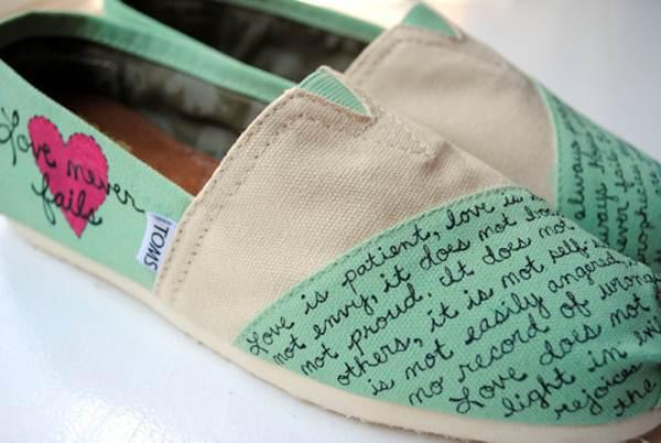 zapatillas de lona: bicolor celeste y blanco