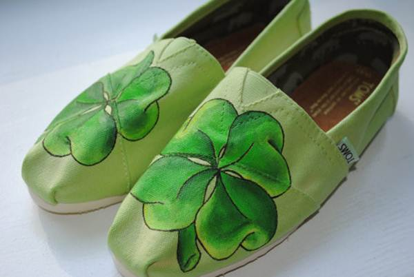 calzado-mujer-zapatillas-lona-trébol-verde-PaperHeartsApparel-chulakids