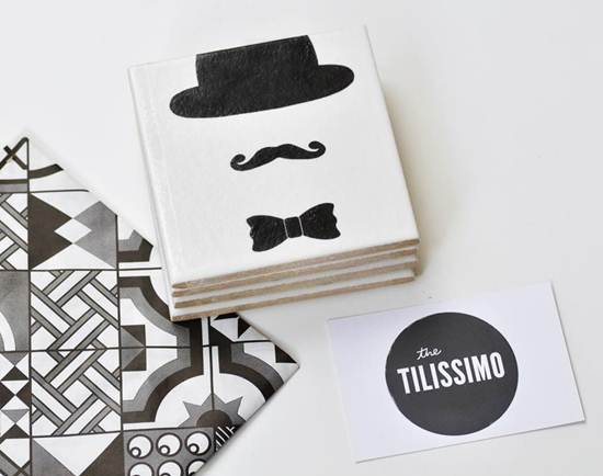 complementos de decoración: bigote