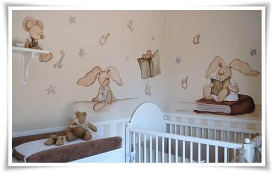 Murales Infantiles Para Decorar La Habitacion De Tus Peques
