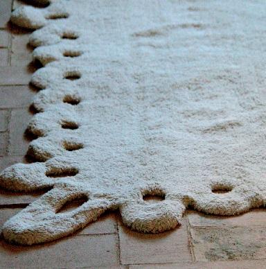 diseños originales de alfombras en Lorena Canals