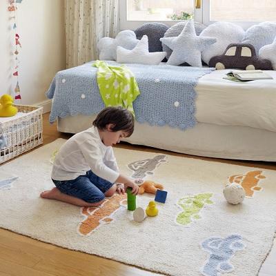 alfombras para peques en Lorena Canals