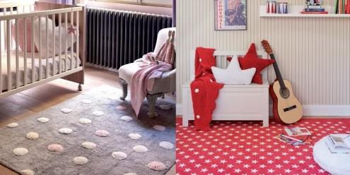 alfombras infantiles chulas en Lorena Canals
