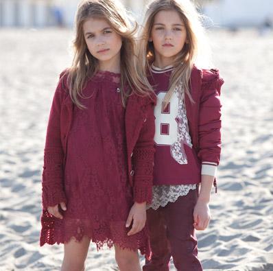 moda infantil para niña en Twin-Set
