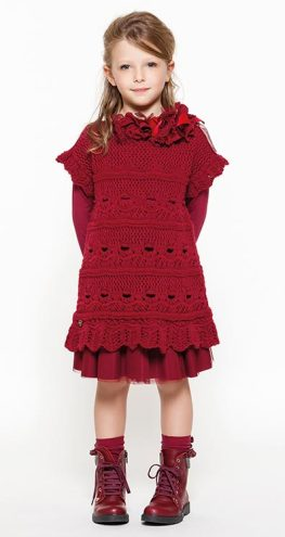 vestido de niña en Twin-Set