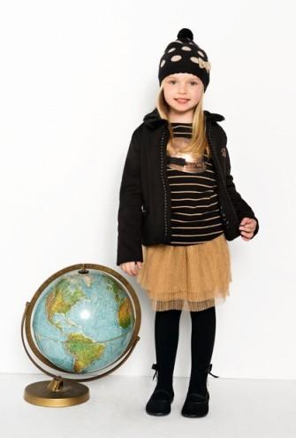 moda chula de niña en Boboli