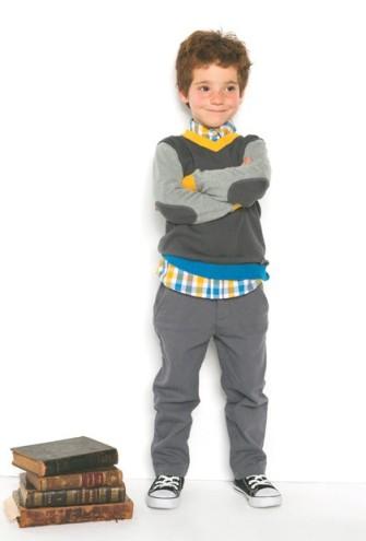 moda original de niño en Boboli