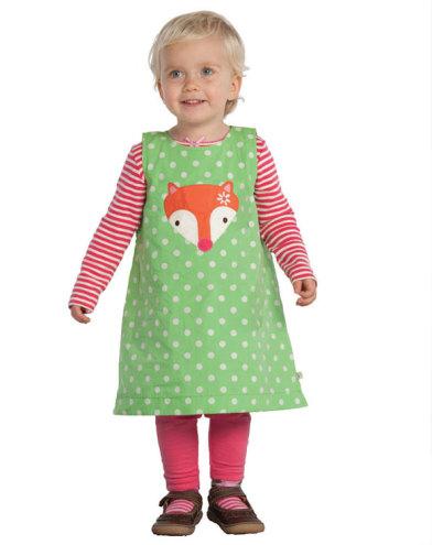 vestidos para niñas en Frugi