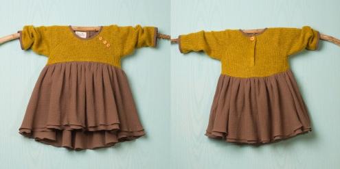 vestido para bebés en Pipolin