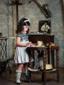 moda infantil en barcarola