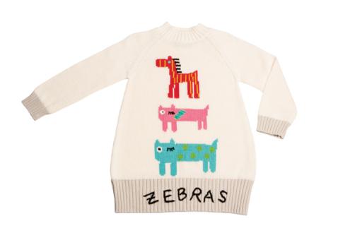 jersey de cebras en lourdes paterna