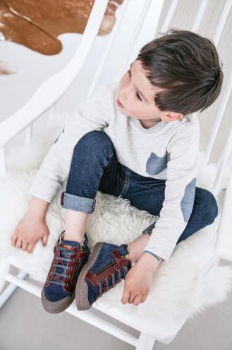 zapatillas deportivas para niños en 10is