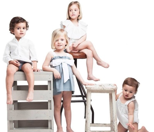moda infantil en macali