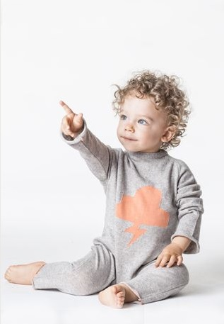 moda infantil de nuvola