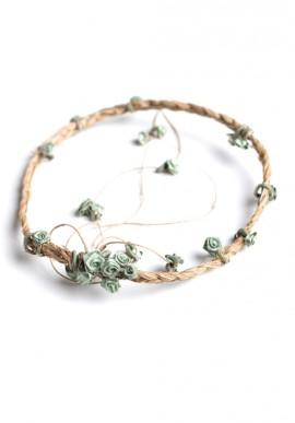 corona-comuniones-cuerda-flor-verde