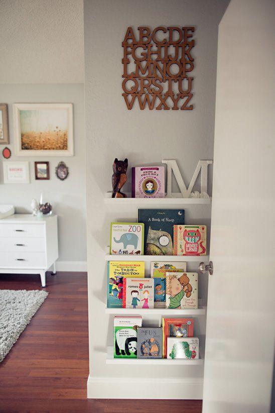 Estanterias habitacion infantil ontobaby estanterias - Estanterias para dormitorio ...