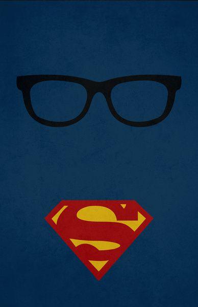 habitación infantil superman